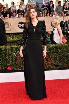 Amanda Peet - 2017 Screen Actors Guild Awards