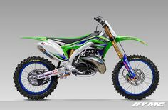 Kawasaki KX300 Concept