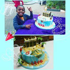 Happy 5th birthday to Lefa with his super cool treasure island cake! #jadascakes #cake #birthday #birthdaycake #pirates #treasure #treasureisland #parrot #sugarart #fondant #cakedesign #cakeart #cakefun #creativecakes by jade.meyer http://www.australiaunwrapped.com/