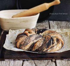 Mohn-Twist Brot