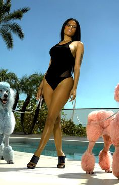 """Nicki Minaj GQ Magazine Photoshoot """