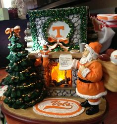 Tennessee Christmas...I have this one and proudly display each Christmas.