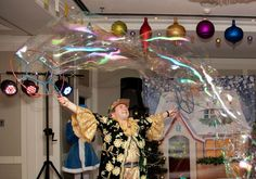 Bubble show #events #show #party