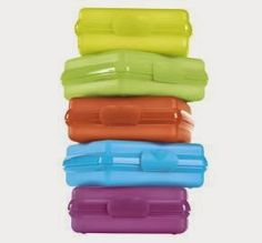 HI-HO HI-HO WITH TUPPERWARE WE GO: Save on Sandwich Keepers thru September 12. Now through September 12 you can purchase this set of 5 colorful sandwich keepers for only $20. To place your order or to check out the other sale items click on the following link to my website www.my.tupperware.com/lindacwilson