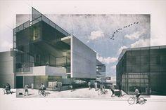Shay Hershkovitz's final project..Situation City - Yaffo...