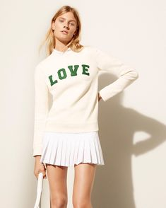 Tory Sport: Performance Activewear for Women by Tory Burch Tennis Fashion, Sport Fashion, Sporty Outfits, Nike Outfits, Mode Tennis, Tennis Clothes, Nike Clothes, Tights Outfit, Cute Skirts