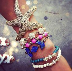 Starfish beauty
