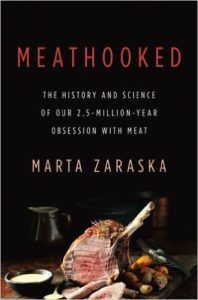 Meathooked: The History and Science of Our Obsession with Meat by [Zaraska, Marta] Science Writing, Writing Jobs, Summer Reading Lists, So Little Time, Vegetarian Recipes, The Cure, Writer, Nutrition, Meat