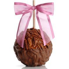 Caramel Pecan Gourmet Chocolate Apple