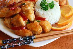 chinese orange chicken recipe best takeout panda express copycat