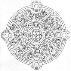 158 Best Celtic Colouring Images Coloring Sheets Coloring