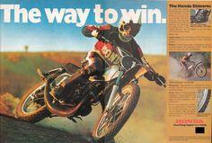 1974 Honda ad