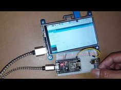 (10) ESP8266/NodeMCU read Analog Input and send to Raspberry Pi via Serial/USB - YouTube