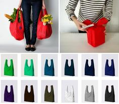 do not be surprised if you next gift from me comes like this! i love an excuse to give a reusable bag.