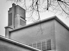 Raadhuis Hilversum by Dudok