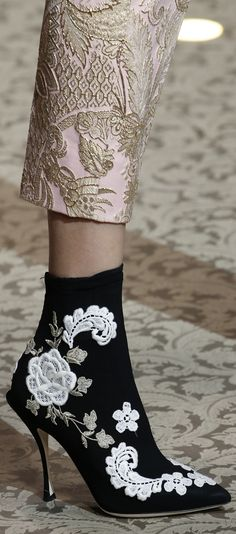 Fall 2018 RTW Dolce & Gabbana