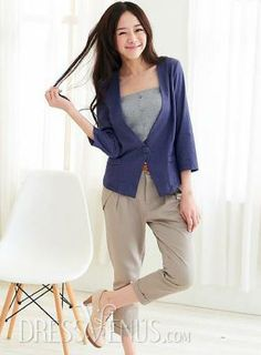 #Blazers  #Outerwears  #Clothing, $12.79, #tidebuy.com