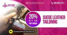 We are experts in Leather, Suede Dry cleaning Services in Richmond. Our professionally trained staff use most expert technique and will return your garments just as new. Dry Cleaning Services, Sheep, Household, Conditioner, How To Apply, It Is Finished, Good Things, Business, Leather