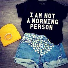 Blusa T-shirt Estampada Frase - Preto ou Branca - Blusa Feminina