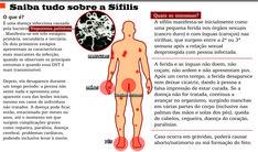 O ASSUNTO É...: Sífilis : Causas, Sintomas e Prevenção
