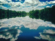 The beautiful Satilla River in Woodbine, Georgia.  ♥