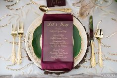 WedLuxe – A Rich, Autumn-Inspired Styled Shoot Offering Ample Wedding Inspiration | Photography By: Pear Studios Inc. Follow @WedLuxe for more wedding inspiration!