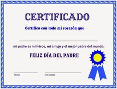 certificado para ti