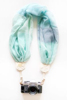 Bloom Theory Camera Straps-Seaside Reverie