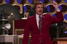 There will be an Anchorman 2!