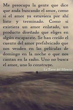 Uno busca el amor,,,