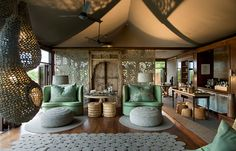 Ngala Tented Camp, South Africa, Africa. Travel to South Africa with SEVENTH SENSE DMC. A member of GONDWANA DMCs, your network of boutique Destination Management Companies for travel to all the exotic corners of the world - www.gondwana-dmcs.net