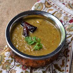 Nepali dal is the National dish of Nepal and is served with tarkari for a complete wholesome meal. The addition of warm spices like cardamom, cloves and cinnamon adds a lot of flavor to the dal and makes it taste spicy and comforting.