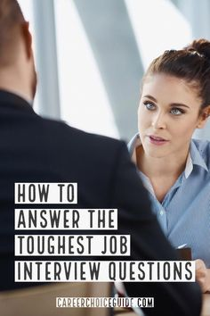 How to answer the toughest job interview questions employer will ask. Use this simple formula to develop winning answers and ace the interview. Professional Interview Questions, Difficult Interview Questions, Behavioral Interview Questions, Interview Skills, Interview Questions And Answers, Job Interview Tips, Interview Preparation, Job Interviews, How To Interview
