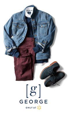 Mustang Homme Jeans Veste Denim-Veste New York//Stone Washed