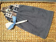 Quilts & Patchwork - Küchenhandtuch mal anders - ein Designerstück von 19Amanda53 bei DaWanda