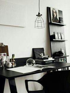 A look at luxury home office inspiration. Looking to get your home office re-designed, take a look at these luxury home office images for inspiration. Home Office Design, Home Office Decor, House Design, Office Designs, Entryway Decor, Design Hotel, Decoration Inspiration, Workspace Inspiration, Decor Ideas