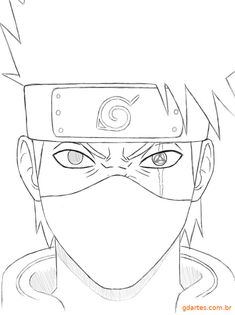 Naruto Coloring Book Pages - Have Fun with These Naruto Coloring Pages Ideas Hi anime lovers. You must know well about Naruto, right? It is a very good Japanese manga series. The pictures of Naruto are very interesting to see. Naruto Kakashi, Naruto Anime, Naruto Shippuden Sasuke, Naruto Art, Naruto Drawings Easy, Anime Drawings Sketches, Easy Drawings, Naruto Sketch, Anime Sketch