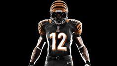 Benglas NEW Nike Uniforms Unveiled