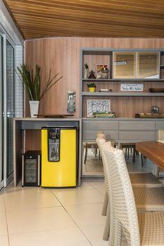 Apartamento de 260 m² com decoração casual e áreas integradas | CASA CLAUDIA