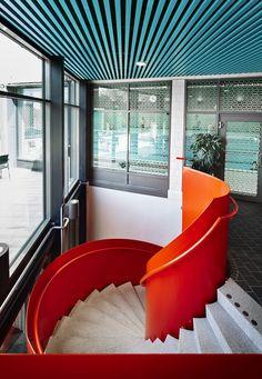 Gallery of Indoor Swimming Pool for Sundbyberg / Urban Design - 18