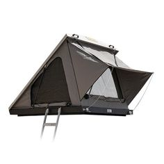 With decades of proven experience on every major continent, Eezi-Awn's fabric tents have consistently outperformed. Roof Rack Tent, Diy Roof Top Tent, Diy Tent, Top Tents, Truck Tent, Truck Camper, Camper Van, Trekking, Truck Toppers