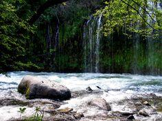 Mossbrae Falls, Dunsmur, CA   Christine B. © 2006