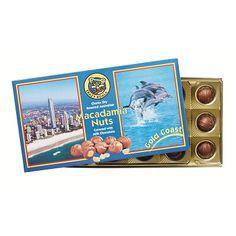 Crazy Koala Milk Macadamia Gold Coast Gift Box 130g