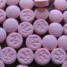 Ecstasy 100mg Pill