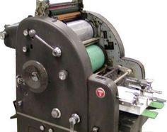 Ab Dick 350 S Offset Printing Machine