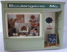boulangerie, 2013. By atorie-m ♡ ♡
