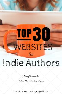 Top 30 Websites for Indie Authors Author Marketing Experts, INC Fiction Writing, Writing Advice, Writing Resources, Writing A Book, Writing Prompts, Writing Sites, Writing Courses, Indie, Writer Tips