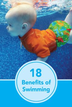 What are the physical, emotional, and mental benefits of swimming with your baby?