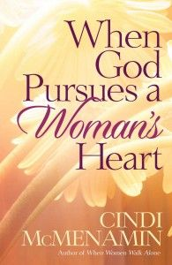 Learn of the many ways God pursues your heart in my favorite of all my books.