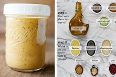 12 Addictive Salad Dressing Recipes To Make In Bulk - 12 Addictive Salad Dressi. - 12 Addictive Salad Dressing Recipes To Make In Bulk – 12 Addictive Salad Dressing Recipes To Mak - Vinaigrette Dressing, Salad Dressing Recipes, Salad Recipes, Salad Dressings, Creamy Balsamic Dressing, Japanese Ginger, Sans Gluten Vegan, Sauces, Sweet Peanuts